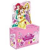 Princesses pot à crayons 3 compartiments nouveauté Disney Ariel, Raiponce, Belle,