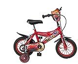 """Toimsa - 732 - Bicicletta per bambini Cars 12"""", 3 - 5 anni"""