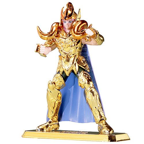 Saint Seiya Gold Saint Aries Figure by Bandai