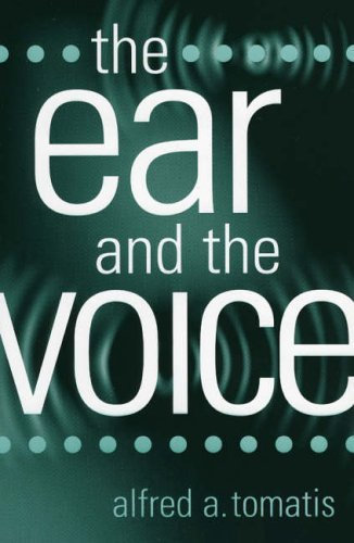 Portada del libro The Ear and the Voice by Alfred A. Tomatis (2004-12-03)