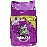 Whiskas 1+ Katzenfutter Huhn, 1er Pack (1 x 3.8 kg)