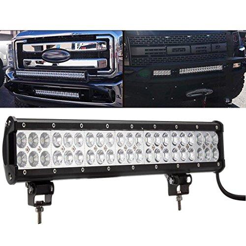 Atv Drop (caxmtu LED Scheinwerfer Licht Flutlicht Auto Auto-Scheinwerfer 126W 1er Pack)