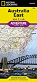 Australien, Osten: NATIONAL GEOGRAPHIC Adventure Maps