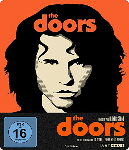 The Doors - The Final Cut / Limited Steelbook Edition (+ 2 Bonus Blu-rays)