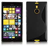 Cadorabo - TPU S-line Style Silikon Hülle für Nokia Lumia