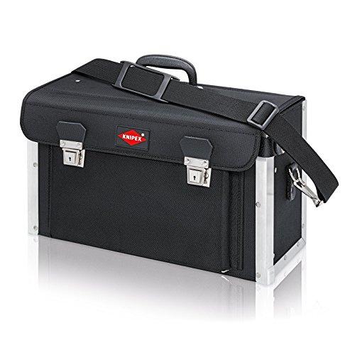 "Knipex 00 21 02 LE ""New Classic Basic"" – leichte, robuste Werkzeugtasche"