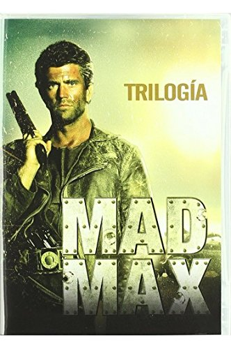 Mad Max Trilogie (UNCUT) [3 DVD] (Motor-öl-regal)