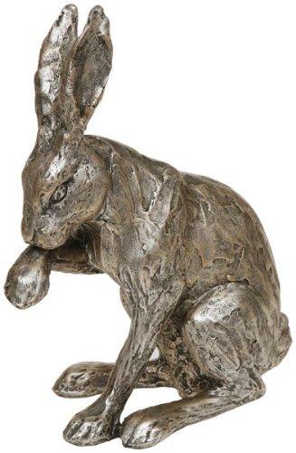 Champagne Bronze Hare Sitting