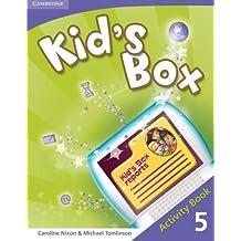 Kid's Box 5 Activity Book - 9780521688246