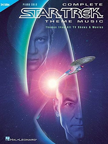 Complete Star Trek Theme Music (Third Edition) Psg