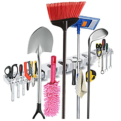 Crochet Outil De Jardin - Porte-outils à usage professionnel, porte-outils pour maison,
