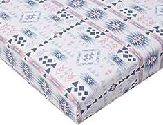 Träumeland Spannbetttuch für Laufgittermatratzen Jersey weiß 100x100 NEU