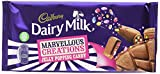 Cadbury Marvellous Collection Jelly Popping Sweet Bar, 180...