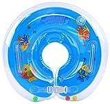 ZZLAY Aufblasbar Schwimmring Hals Children Baby Infant Round Swimming Ring