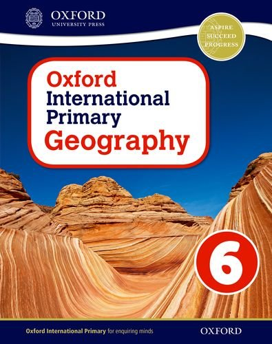 Oxford international primary. Geography. Student's