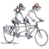 Tandem Fahrrad Schraubenmännchen