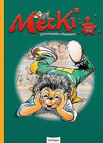 Mecki - Gesammelte Abenteuer - Jahrgang 1960