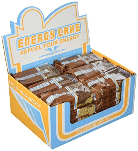 E.L.F Energy Cake - Chocolate 24x125g, 1er Pack (1 x 3 kg)