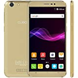 CUBOT Note S 5.5'' Smartphone Android 6.0 2 Go RAM + 16 Go ROM avec 1280x720 HD IPS Ecran / 4150mAh Batterie / Dual SIM / 5MP+8MP Dual Camera / MTK6580 Quad Core 1.3 GHz / WiFi / GPS (OR)