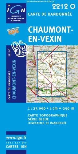 Chaumont-en-Vexin GPS: IGN2212O