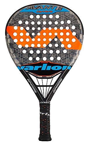 VARLION Avant H Diffusor Carrera Schläger für Tennis, Unisex-Erwachsene XL Orange/Blau