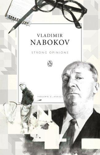 Strong Opinions (Penguin Modern Classics) por Vladimir Nabokov