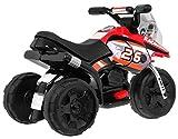 MINI Motocross Elektromotorrad für Kinder Elektrofahrzeuge Kindermotorrad ROT oder GELB! (ROT) - 3