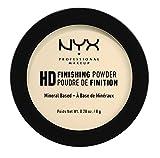 Best Banana Powders - Nyx Professional Makeup High Definition Finishing Powder, Banana Review