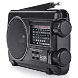POOPFIY Retro Cassette Player,Radio Player And Recorder with AM//FM Radio Analogue Tuning 3.5Mm Headphone Socket,Built-In Microphon