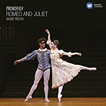 Romeo And Juliet -Previn-