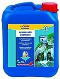 Sera 07684 pond toxivec 5000 ml für 100.000 Liter - Soforthilfe für alle Teiche - Schadstoffe entfernen, beseitig Ammonum und Nitrit für biologisch gesundes Teichwasser