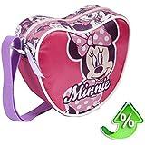 Bolsito bandolera corazón de Minnie Mouse