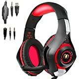 Best Surround Sound Casques - Gaming Headset Microphone pour nouvelle Xbox One, PS4 Review
