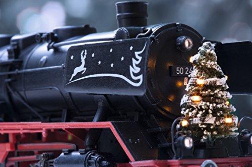 Märklin 37899 - Weihnachts - Dampflok BR 50 DB, Fahrzeug - 4