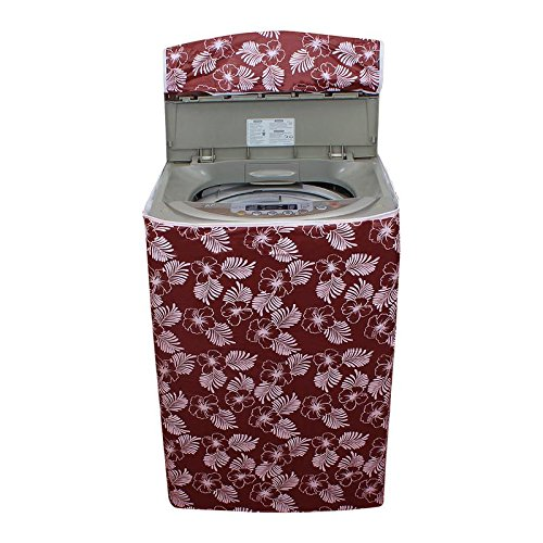 Dream Care Printed Washing Machine Cover for Fully Automatic Top Loading Whirlpool Stainwash Deep Clean 6.5, 6.2 kg  available at amazon for Rs.399