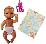 Bébé Poupée Brune   Barbie   Mattel FHY78   Skipper Babysitter   Family