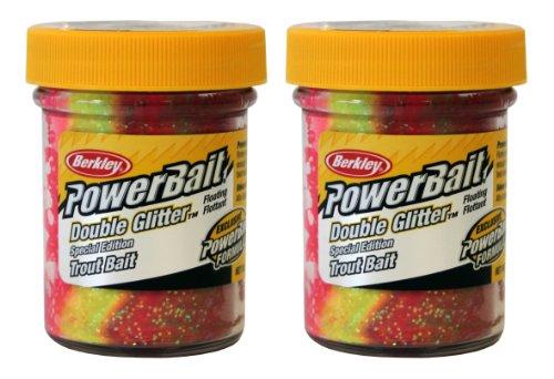 Berkley Power Bait Syel/SG/Red Forellen-Teig
