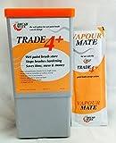 Cepillo Mate juego de 4 + con vapor Mate para cepillo Mate para pintar Store cepillo m8