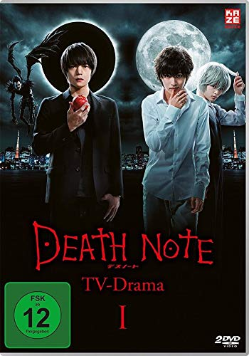 Death Note - TV-Drama - Box Vol.1 [2 DVDs]