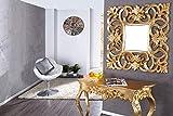Elegante Barocke Konsole VENICE gold - 2