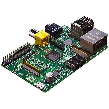 Raspberry Pi RBCA000 Mainboard (ARM 1176JZF-S, 512MB RAM, HDMI, 2x USB 2.0, 3,5 Watt)