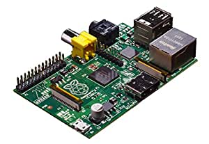 Raspberry Pi RBCA000 Mainboard (ARM 1176JZF-S, 512MB RAM, HDMI, 2x USB 2.0, 3,5 Watt)