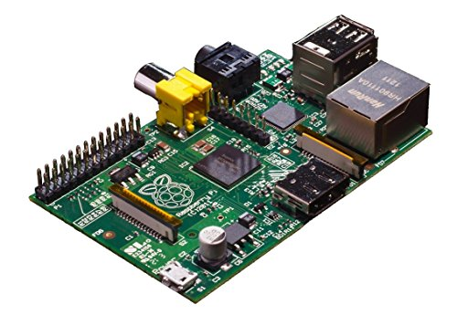 Raspberry Pi RBCA000 Mainboard (ARM 1176JZF-S, 512MB RAM, HDMI, 2x USB 2.0, 3,5 - Pi B Raspberry Model Bundle