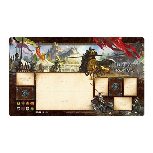 Fantasy Flight Games - Game of Thrones 2nd Edition LCG Matte, Motiv Sturmgeburtstag - Farbe (ENGGTS09) (Fantasy Flight Game Of Thrones)