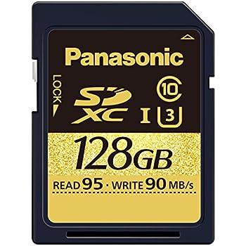 Panasonic RP-SDUD128AK Memoria Flash 128 GB SDXC Clase 3 UHS ...