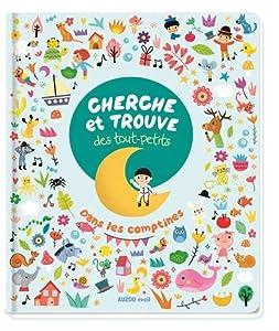 vignette de 'Cherche et trouve des tout-petits n° 1<br /> Cherche et trouve des tout-petits dans les comptines (Lucile Ahrweiller)'