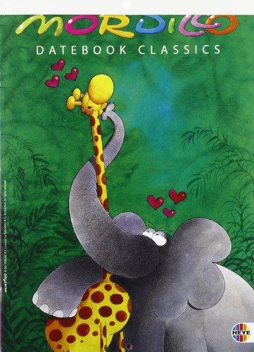 Mordillo: Classics Date Book 2014