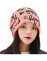 4fa2e97512b Youstylo Men s Women s Slouchy Blended Cotton Summer Beanie Skull Cap (Free  Size