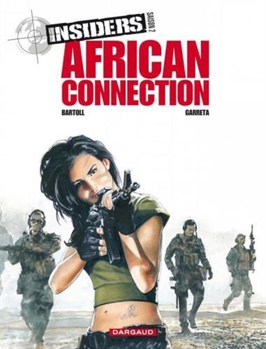Insiders - Saison 2 - tome 2 - African Connection Saison 2 - (2/4)