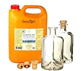 Albaöl 5 L das neue HC original Butter Öl cholesterin- u. laktosefrei inkl. 2 Flaschen & Ausgießer!